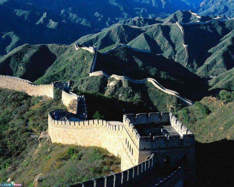 Семь чудес света - Великая китайская стена