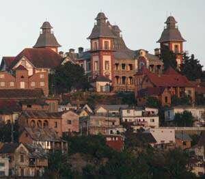 Достопримечательность Антананариву