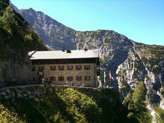 Потрясающие виды Австрии