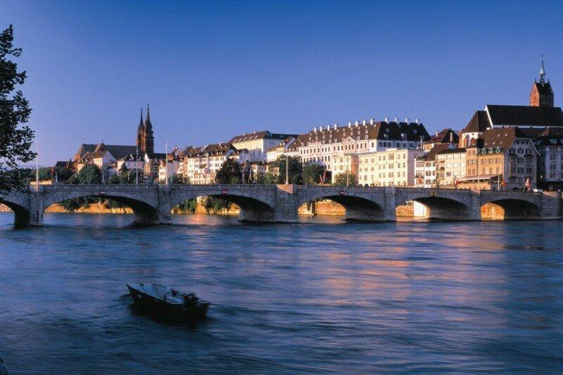 Достопримечательности Базеля