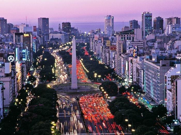Тур в Буэнос-Айрес