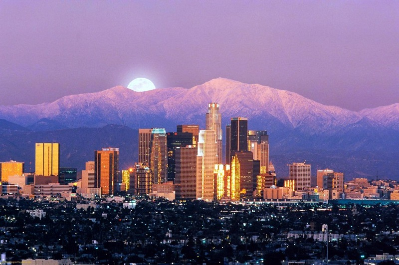 Экономия в Калифорнии