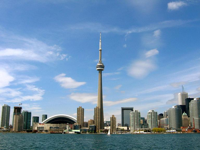 Тур в Канаду