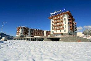 Отель Радиссон Буковель