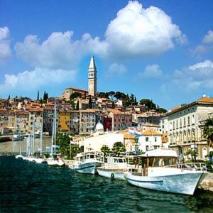 Хорватия. Роскошный город