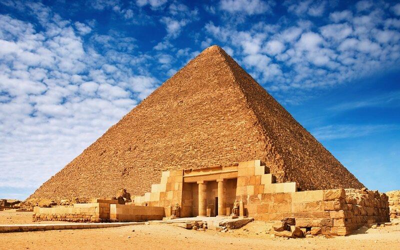 Курорты Египта, пирамиды и фараоны