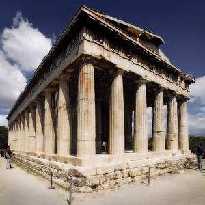 Фото Парфенона в Греции