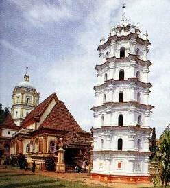 Церковь Гоа