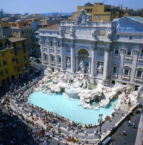 Италия. Уникальная архитектура