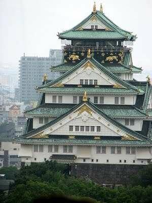 Традиционные дома Японии