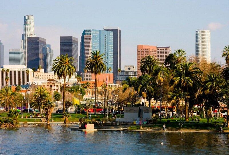 Путешествие в Лос-Анджелес