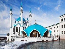 Мечеть Кул-Шариф Казань