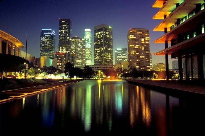 Тур по Лос-Анджелесу, Los Angeles, LA