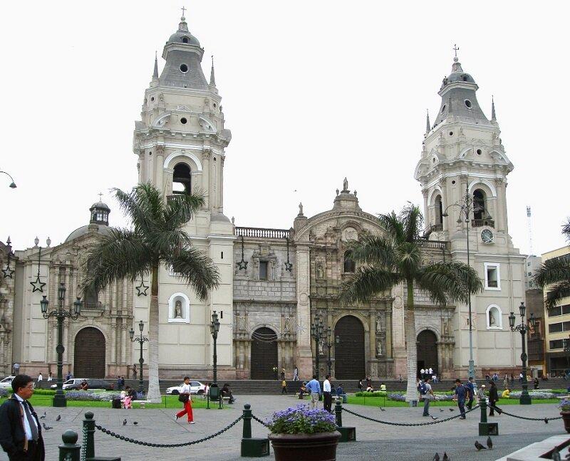 Достопримечательности Лимы