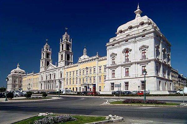 Дворец Мафра. Достопримечательности Лиссабона