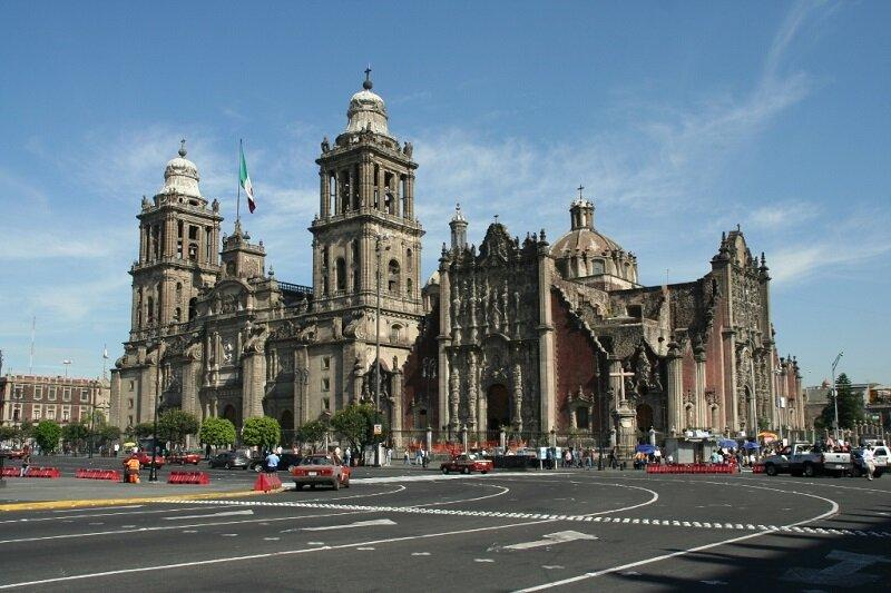 Отзыв о достопримечательностях Мехико-сити