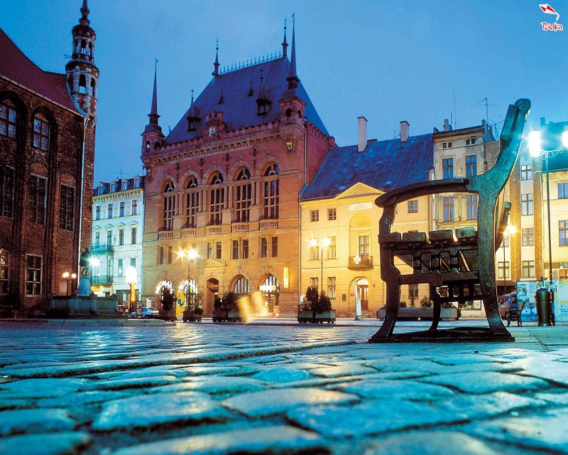 Польша, достопримечательности и курорты