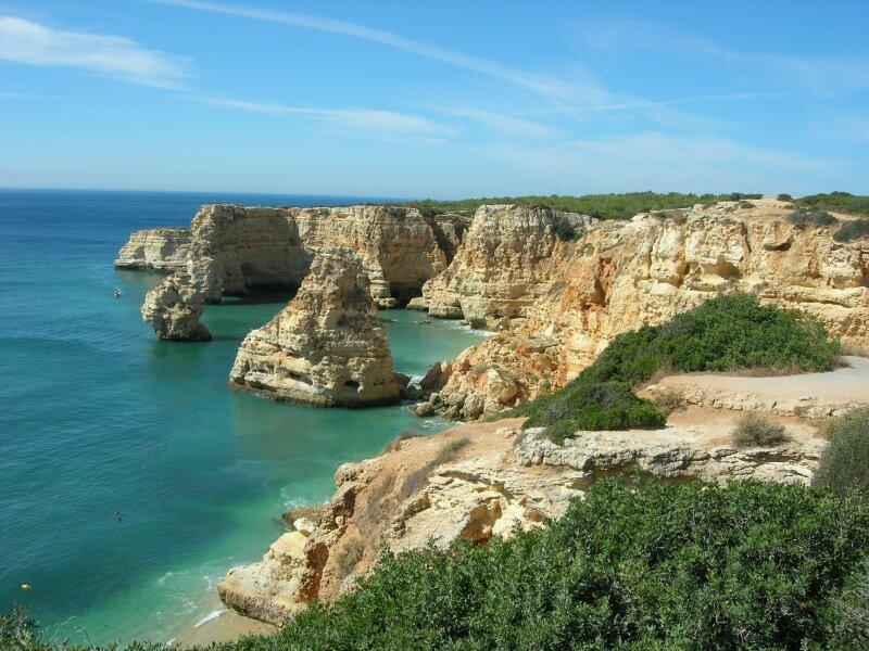 Португалия. Отдых на природе