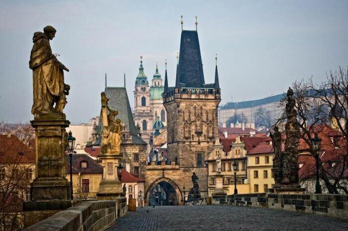 Тур по достопримечательностям Праги