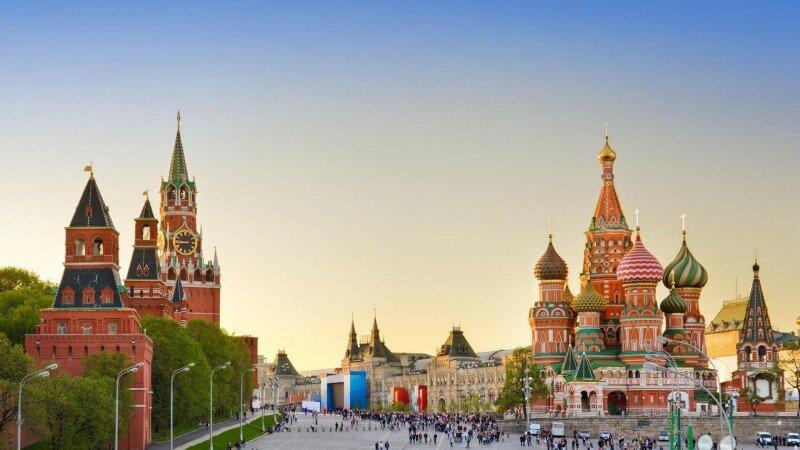 Отдых в России