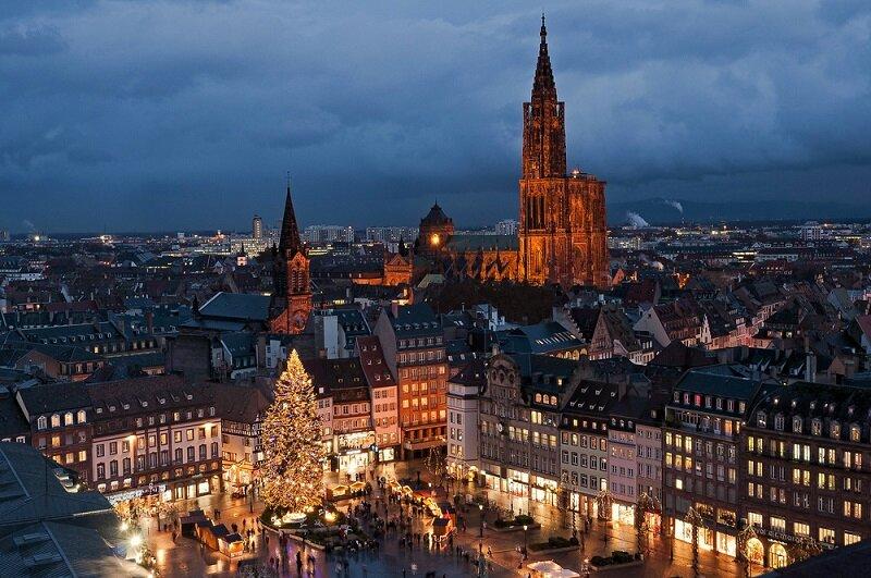 Достопримечательности Страсбурга