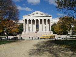 Национальная галерея в Вашингтоне